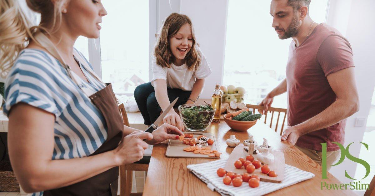 Tips voor een gezonde avondmaaltijd